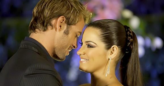 """fim a novela """"Triunfo del Amor"""" , e Maite Perroni e William Levy ..."""