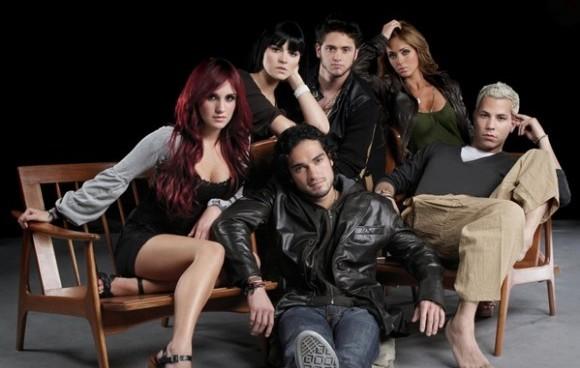 RBD entre os 10 ídolos teens da década!