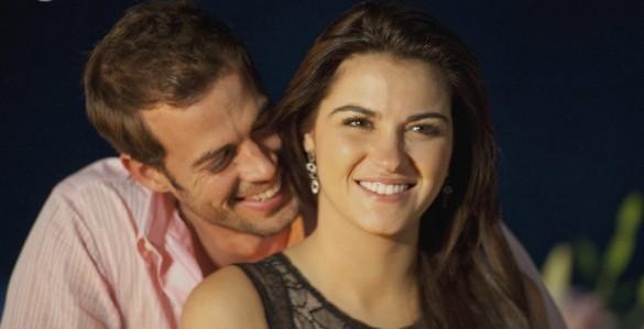 O casal das novelas que encanta a todos