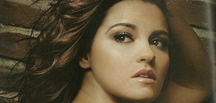 Maite Perroni entre as 50 mais belas da Revista People en Español 2012