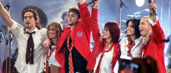 Atualização: Maite Perroni na Tour del Adios 2008