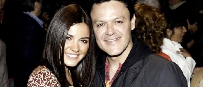 Maite Perroni e elenco gravam promocionais de 'Cachito de Cielo'