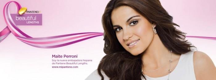 Maite Perroni inspira mulheres como nova embaixadora hispânica