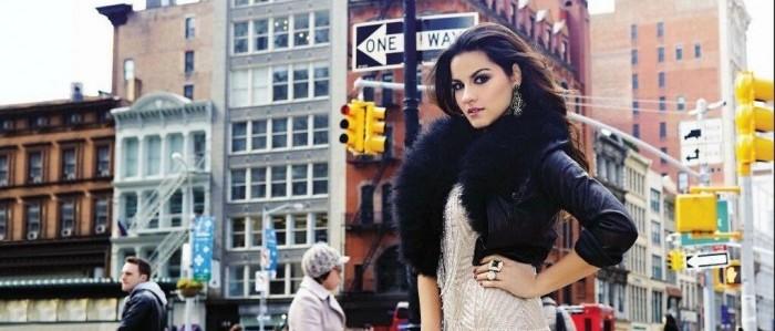 Entrevista completa da Maite Perroni para revista Hola!