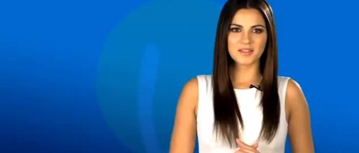"Videos: Maite Perroni em nova campanha ""Vital Style"""