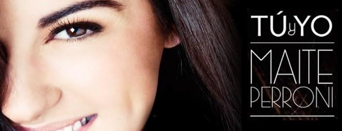 """Atualizado: Maite Perroni realizará um """"Hangout"""" e saiba como participar"""