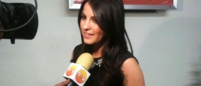 Video: Maite Perroni estreiará como solista nos Premios Juventud (Hoy)