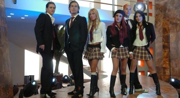 Rumor:Televisa estaria pensando em produzir Rebelde- A Universidade