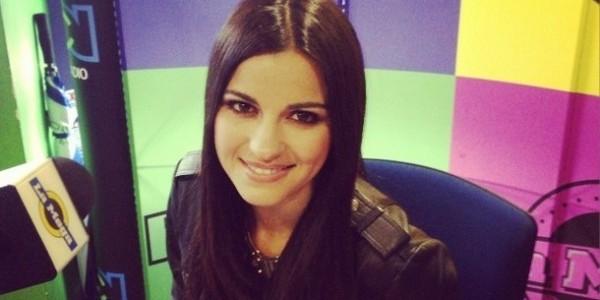 Vídeo: Maite Perroni na rádio 'La Mega' em Bogotá