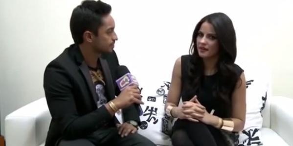 Vídeo: Maite Perroni poderia protagonizar telenovela com Daniel Arenas