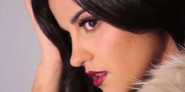 Vídeo: Maite Perroni pronta para protagonizar 'La Gata'