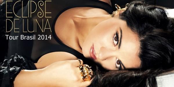 Saiba como comprar seu ingresso para a Tour Eclipse de Luna 2014