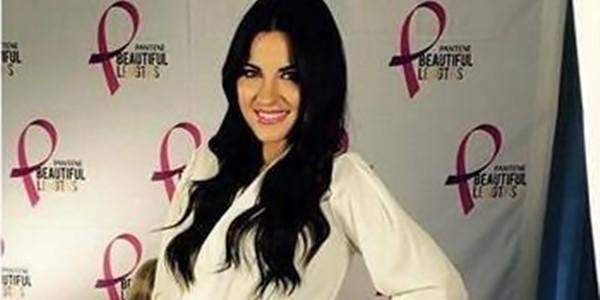 Vídeo: Maite Perroni fala sobre a campanha para doar cabelo para pessoas com câncer