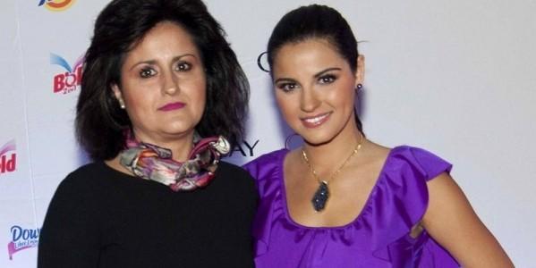 Vídeo: Maite Perroni fala sobre o câncer que sua mãe teve