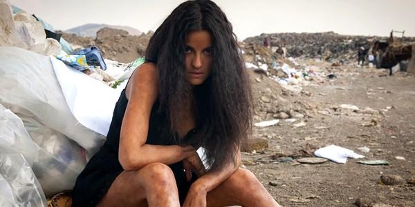 Vídeo: Maite Perroni assegurou que gostava de estar sempre suja e descabelada em La Gata (SyP)