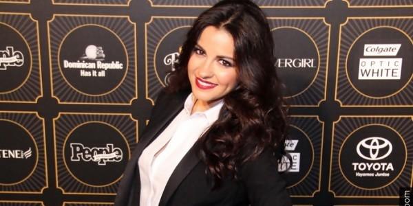 Maite Perroni está emocionada com lançamento da sua linha de roupas
