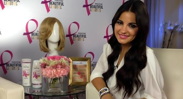 Vídeo: Maite Perroni fala sobre a campanha Beautiful Lengths