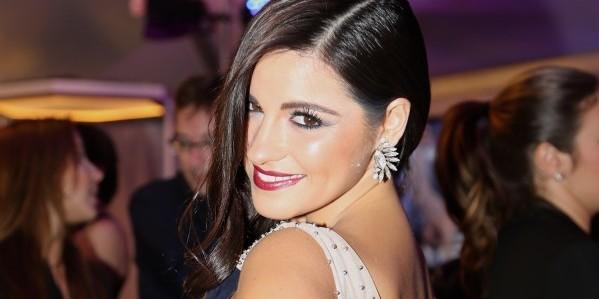 Vídeos&Fotos: Maite Perroni no Premios Univision Deportes