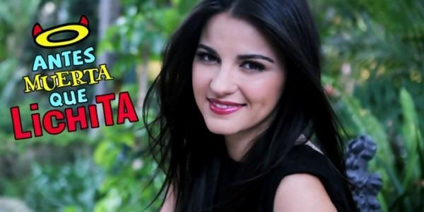 Vídeo: Maite Perroni mostra os bastidores de 'Antes Muerta Que Lichita'