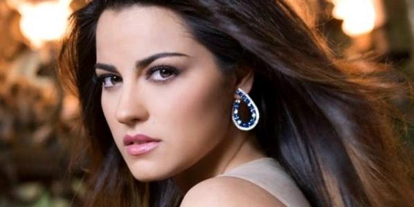 Maite Perroni revelou que já escolheu o primeiro single de seu segundo disco
