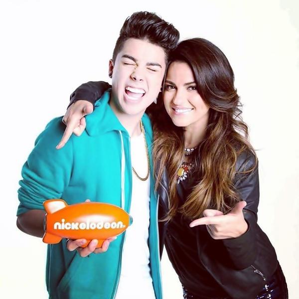 Maite Perroni está contando os dias para começar o 'Kids Choice Awards México'