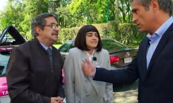 Vídeo: Veja como foi a gravação da cena em que Nacho atropela Roberto