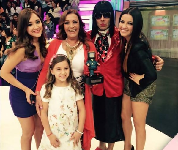 Vídeo: Maite Perroni e elenco de Antes Muerta Que Lichita no programa 'Sabadazo'
