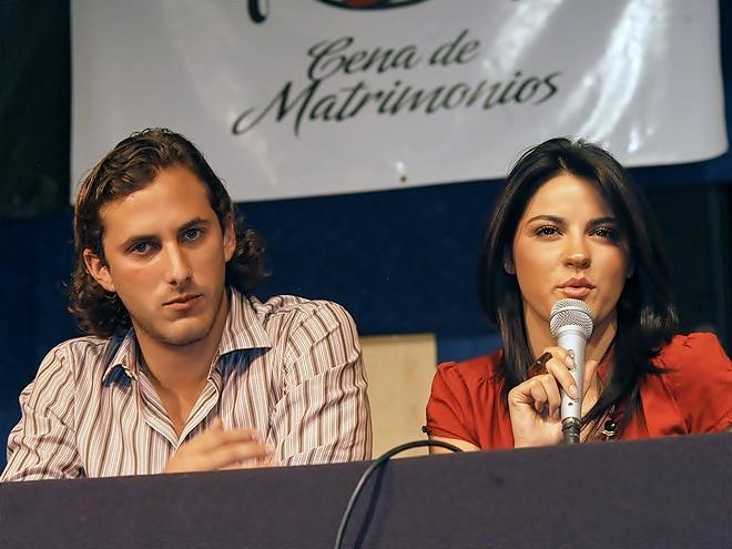 Vídeo: Maite Perroni, candidata para protagonizar filme de Sebastián Zurita