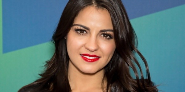 NEW YORK, NY - MAY 13:  Actress Maite Perroni attends the 2014 Univision Upfront at Gotham Hall on May 13, 2014 in New York City.  (Photo by Gilbert Carrasquillo/FilmMagic)