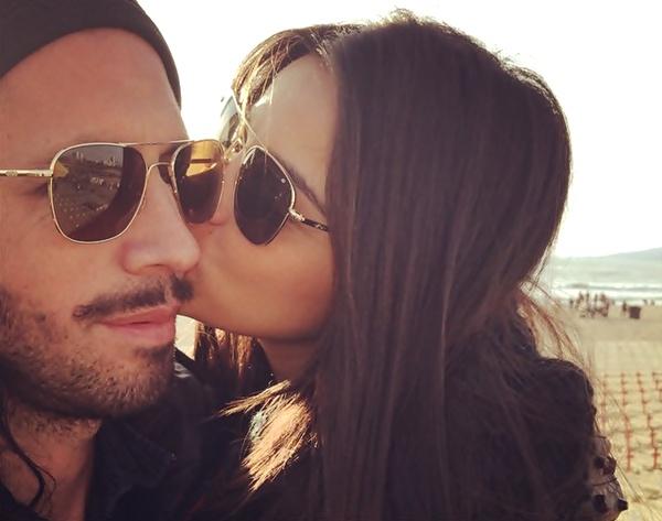 Maite Perroni dedica a canção 'Love' à seu namorado Koko Stambuk