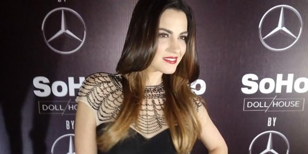 Vídeo: Maite Perroni na festa do segundo aniversário da revista SoHo