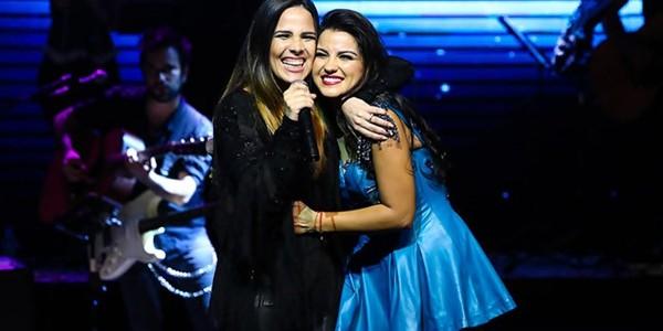 Rumores colocam Maite Perroni no novo CD de Wanessa Camargo