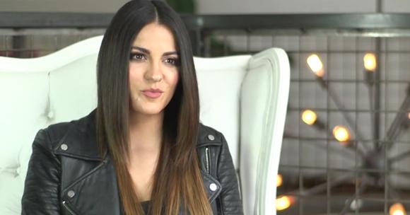 Vídeo: Maite Perroni em entrevista e bastidores da sessão de fotos para 50 Más Bellos 2016