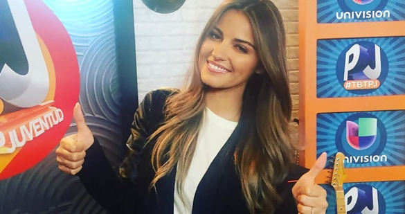 Vídeos: Maite Perroni nos bastidores do Premios Juventud