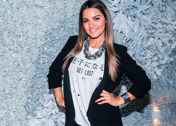 Vídeo: Maite Perroni em live chat da revista 'Quem'