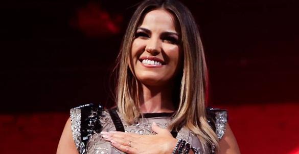Vídeos: Maite Perroni no show de São Paulo (Tour Love 2016)