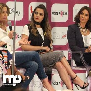 """Maite Perroni entre as """"25 Mujeres Más Poderosas"""" da revista People en Español"""