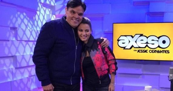 Vídeo: Maite Perroni em entrevista 'Axeso'