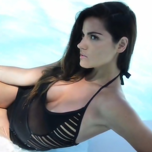 Vídeo: Maite Perroni backstages photoshoot revista Open