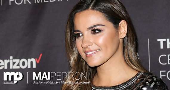 BEVERLY HILLS, CA - OCTOBER 24:  Actress Maite Perroni attends The Paley Center for Media's Hollywood tribute to Hispanic achievements in television at the Beverly Wilshire Four Seasons Hotel on October 24, 2016 in Beverly Hills, California.  (Photo by Paul Archuleta/FilmMagic)