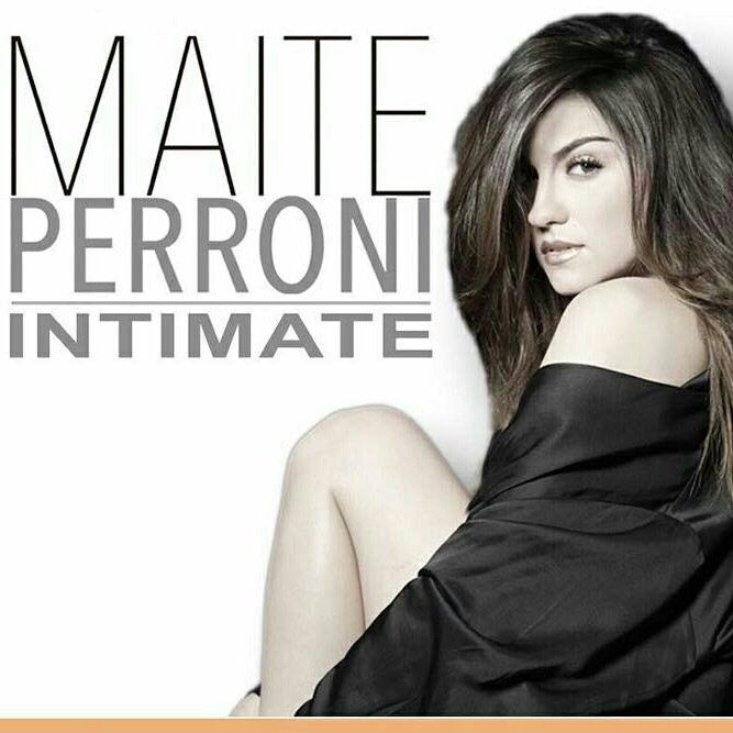 O evento 'Maite Perroni Intimate' já tem seu primeiro convidado confirmado