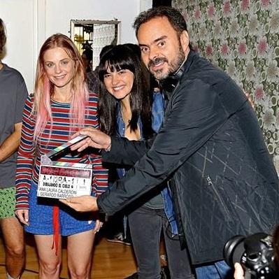 Maite Perroni inicia as gravações do filme 'Dibujando El Cielo'