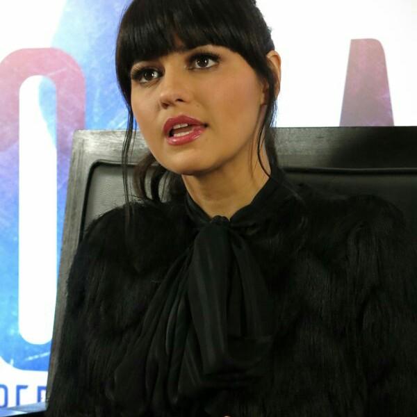 Maite Perroni apresenta 'Loca' seu novo single