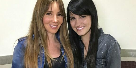 Maite Perroni está emocionada em poder dar vida a Reneé em 'Papá a Toda Madre'