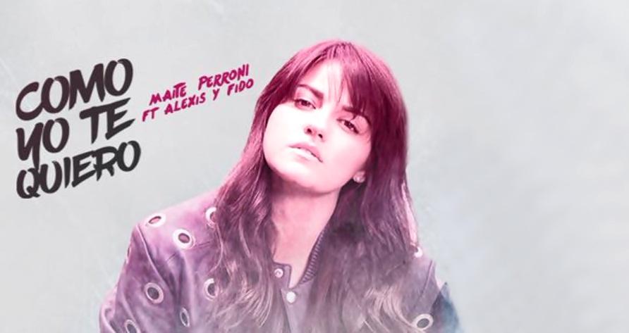 Maite Perroni lança seu single 'Como Yo Te Quiero' em parceria com Alexis e Fido