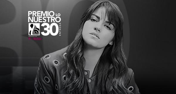 Maite Perroni apresentará o 'Prêmio Lo Nuestro 2018'