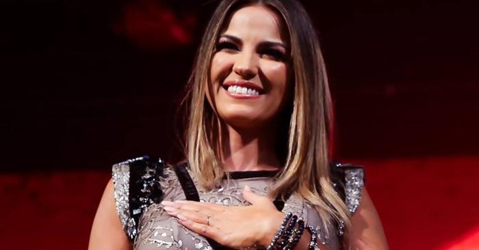 Maite Perroni se apresentará com sua Live Tour no Perú