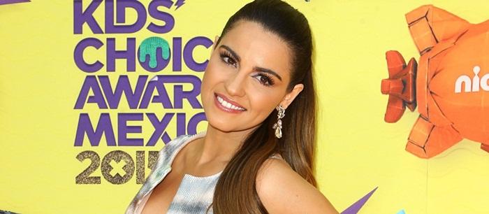 Maite Perroni é indicada ao 'Kids Choice Awards México'. Saiba como votar: