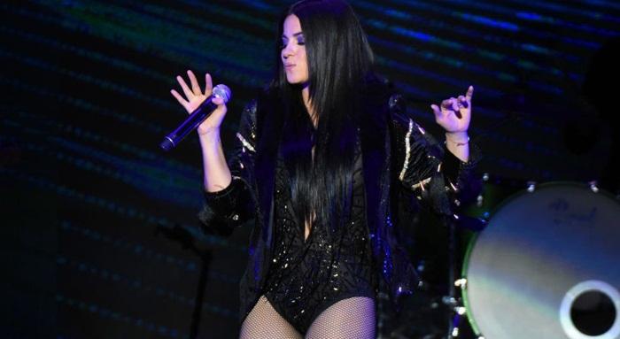 Maite Perroni no 'Billboard Latin Music Showcase'