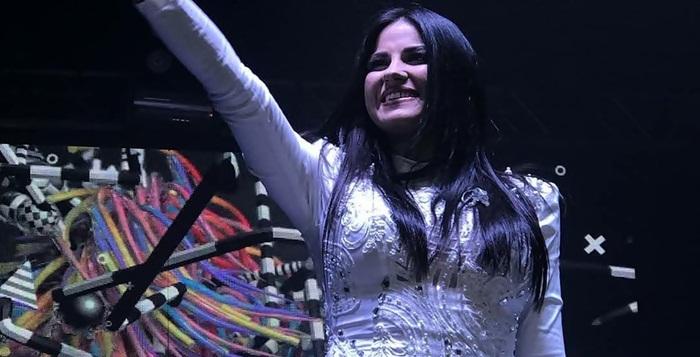 Maite Perroni Live Tour Curitiba